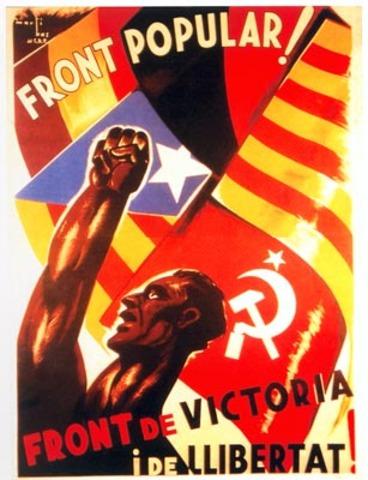 Formación del Frente Popular