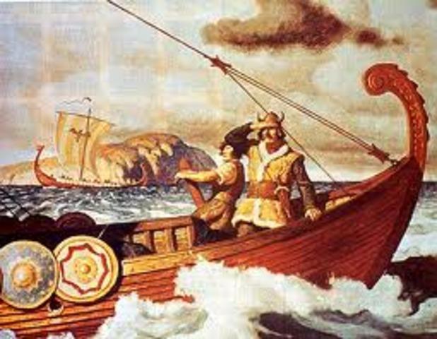 Attaques des vikings en constantinople