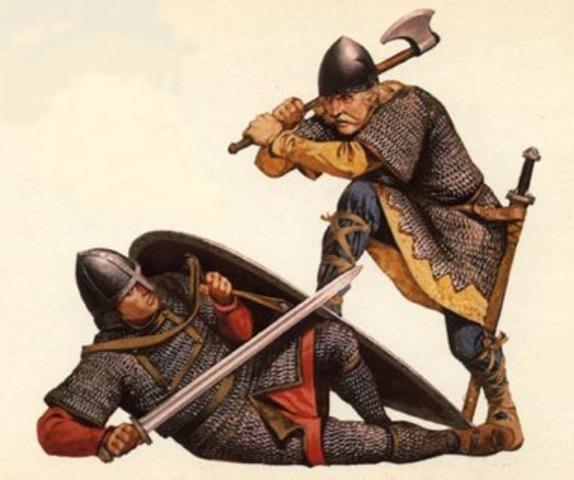 Vikings attaque Constantinople