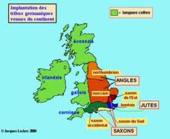 Afred cede une partie du territoire anglais aux danios