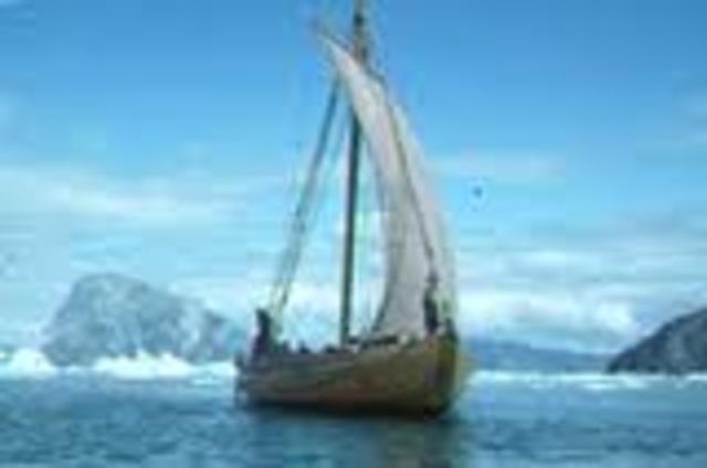 Les Vikings abondonnent la colonie de Vinland