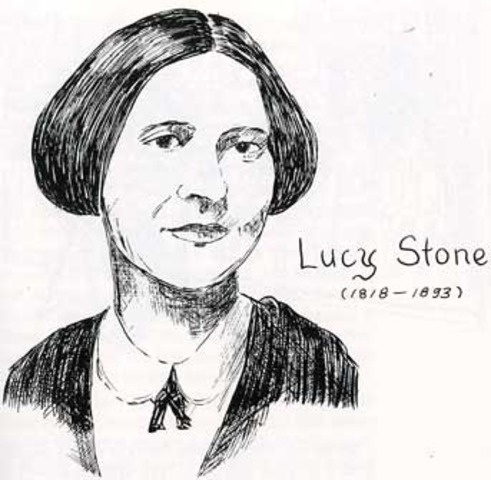 Lucy Stone Publishes Journal to bring awareness about domestic violence