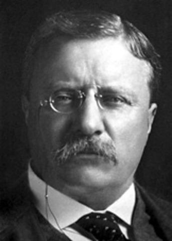 President Theodore Roosevelt Denounces Domestic Violence