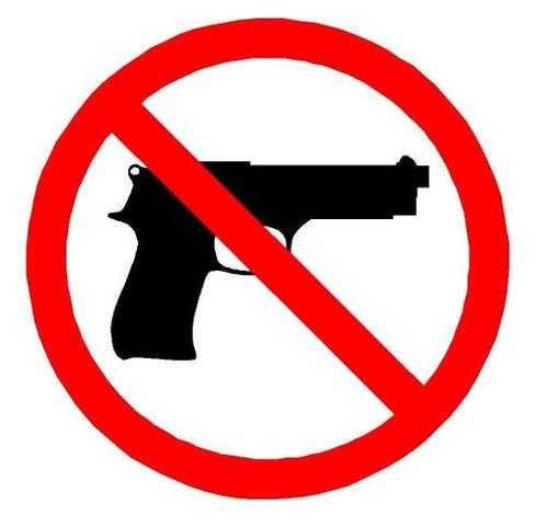 No Possession of Firearm