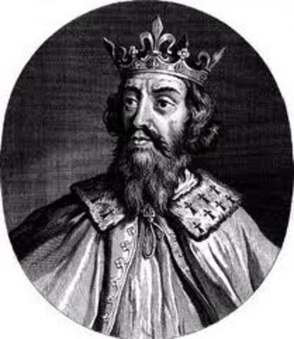 Alfred le Grande met fin a l'avance des Danois en Angleterre