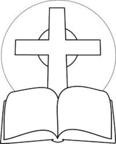 Le christianisme atteint le Groenland et l'Islands.