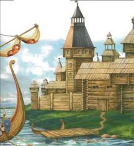 860 - debut des attaques des viking en angleterre (Istanbul).