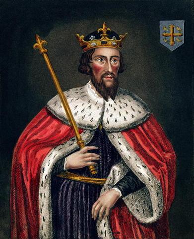 Alfred le Grand met fin a l'avance des Sanois en Angleterre