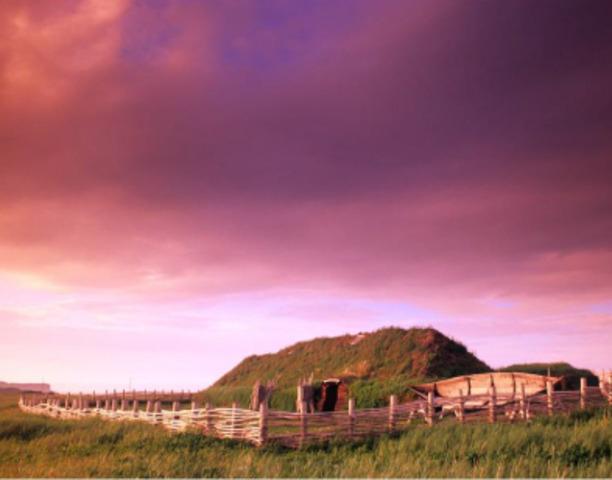 Les vikings abandonnent Vinland sur l'est d'Amérique du Nord