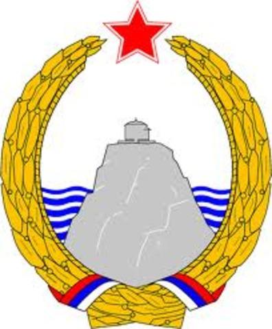 YOGOSLAVIA:DISOLUCION DEL PARTIDO COMUNISTA