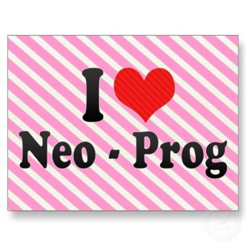 El rock neoprogresivo