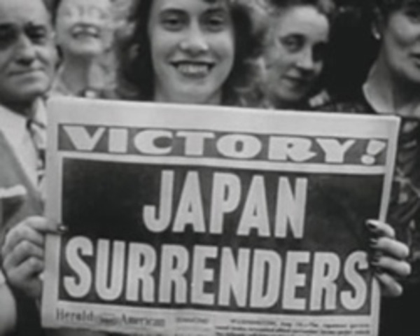 Truman signes peace treaty with Japan, offically ending WWII