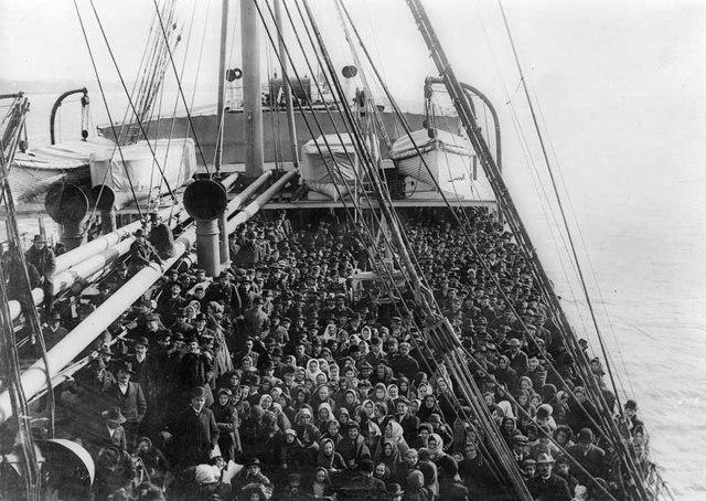 Ellis Island Process