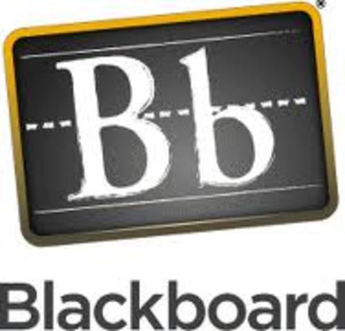 Blackboard Staff Dev Begins