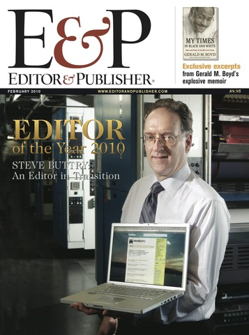 Editor & Publisher Editor of the Year