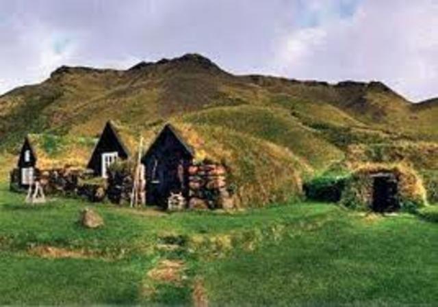 840 - etablissement de colonies de viking norvegiens a dublin et ailleurs en irlande