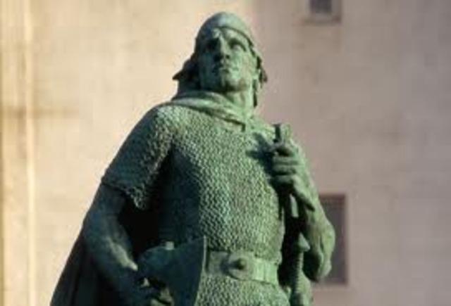 Leif Eriksson, explore l'Amérique du Nord