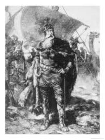 La Norvève est dominé par les Danois