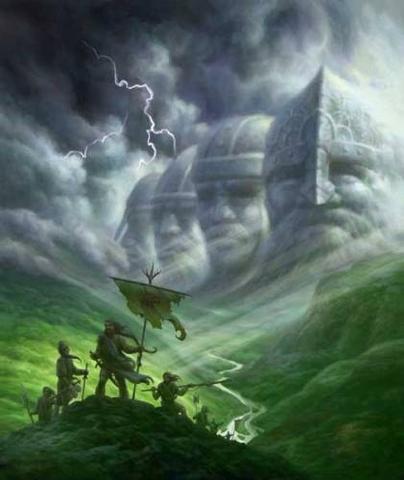 Attaque des Vikings contre Constantinople (Istanbul)