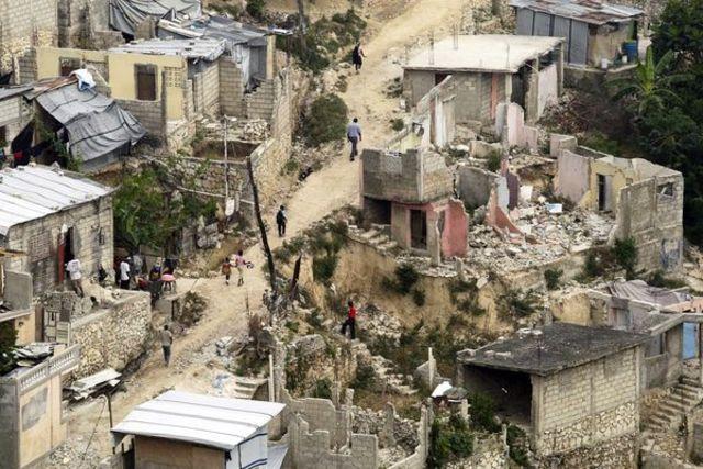 El terremoto de Haiti