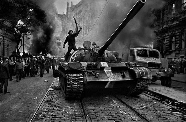 1968 Primavera Praga