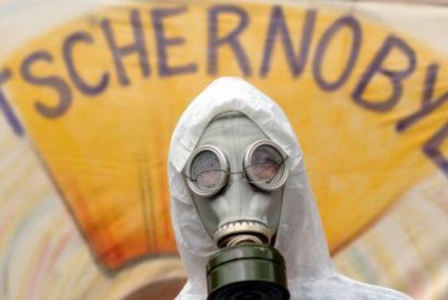 1986, Accidente en la central Nuclear de Chernobil