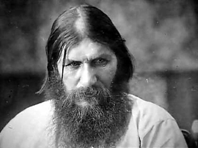 Rasputin assassionated