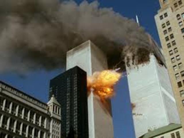 EEUU:ATENTADO DEL 11-S