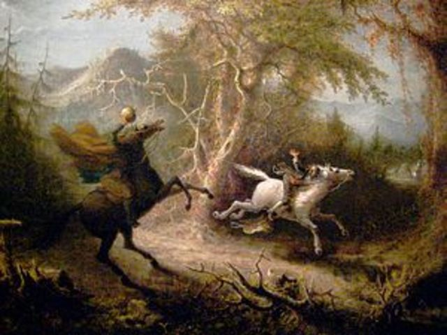 Publication of; The Legend of Sleepy Hollow