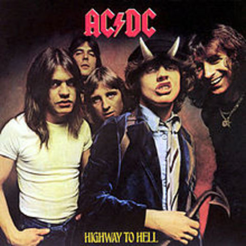 AC/DC's Highway to Hell album is Released