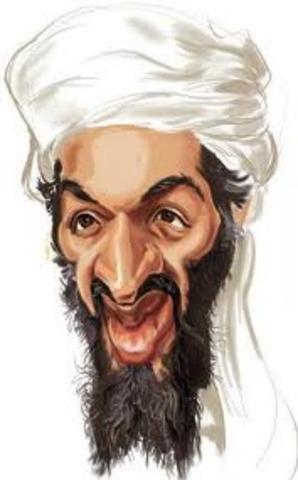 Osama BinLaden  esta capturado