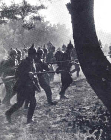 The Battle of Mons