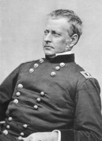 General Joseph Hooker Appointed