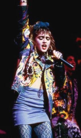 Madonna's fashion trend
