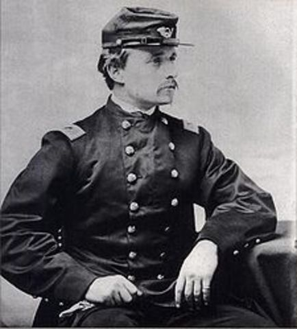 Colonel Robert Shaw