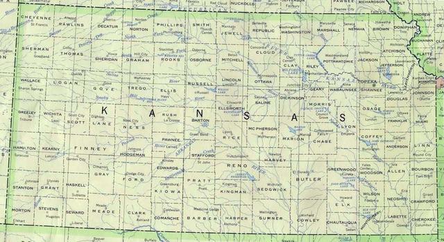 Kansas Joins Union