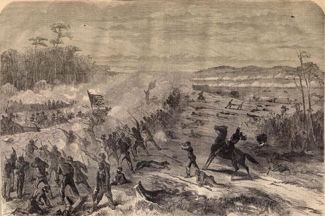 Surrender of Nashville