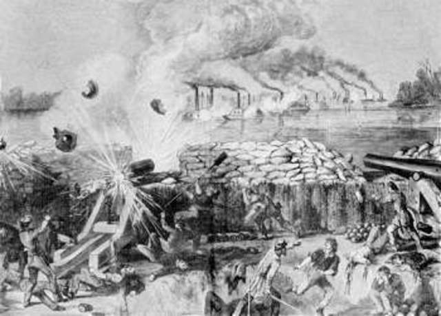 Fort Henry and Donelson's capture