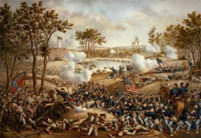 The Battle of Beaver Dam Creek
