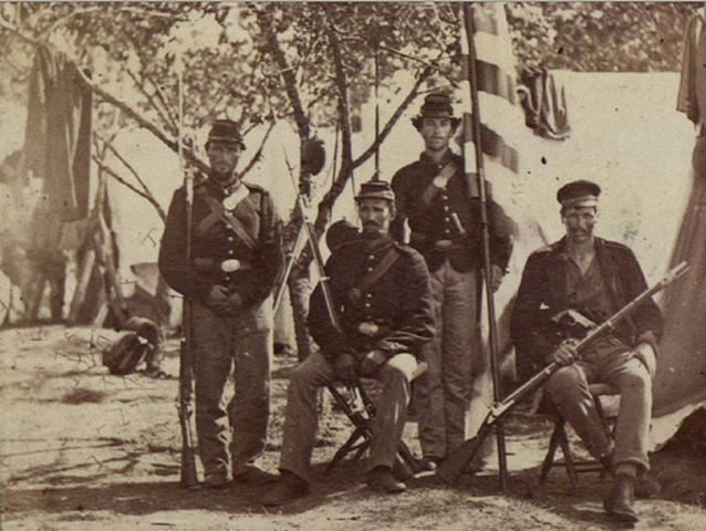 The Battle of Garnett's and Golding's Farm