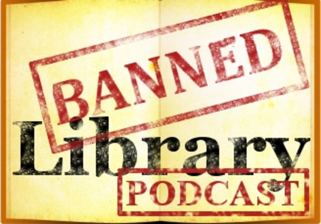 Banned Library Podcast Opened