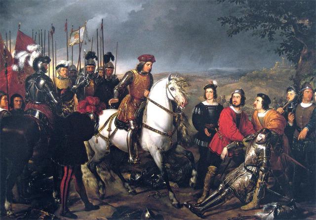 España derrota a Francia
