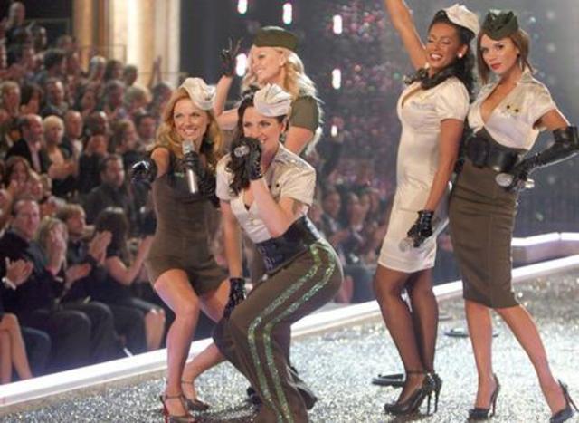 Spice Girls a rendé aprés 8 mois casser.