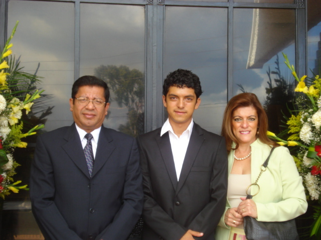 Graduacion Colegio Suizo Americano