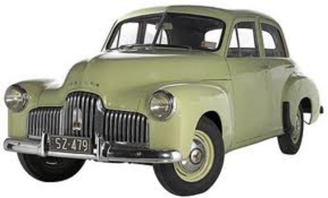 First All-Australian car