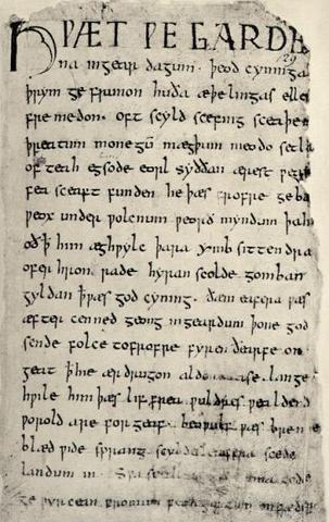 Beowulf (Poem)