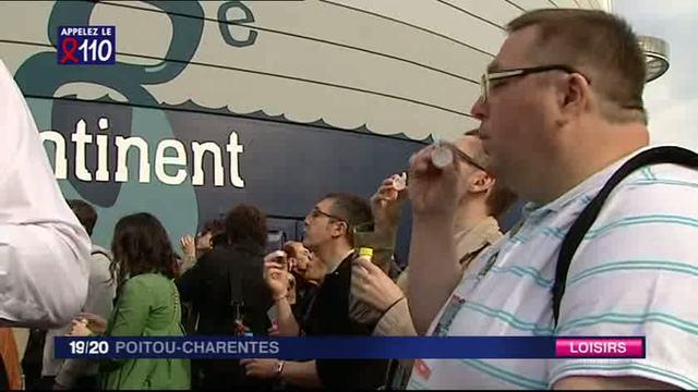 Attraction : 'Le 8ème Continent', inauguration