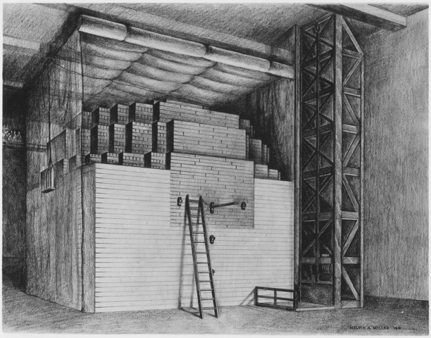First Reactor--Chicago Pile-1