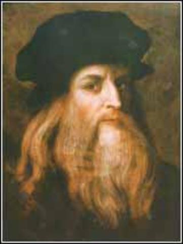 Leonardo da Vinci was born.