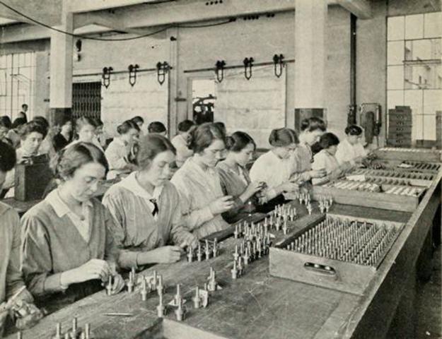 Primeros laboratorios de estándares